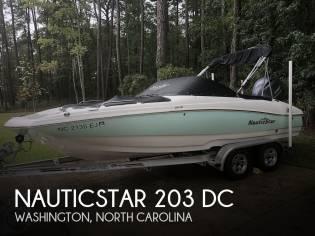NauticStar 203 DC
