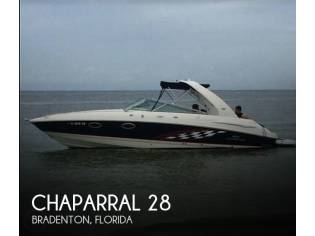 Chaparral 285 SSI