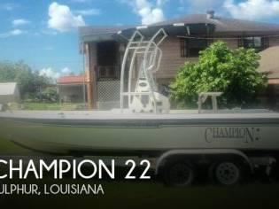 Champion 22 TUNNEL CHAMP