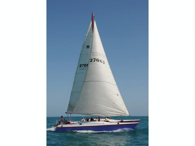 Macgregor 36 Catamaran In Florida Sailboats Used 10255