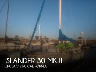 Islander Sailboats 30 MK II