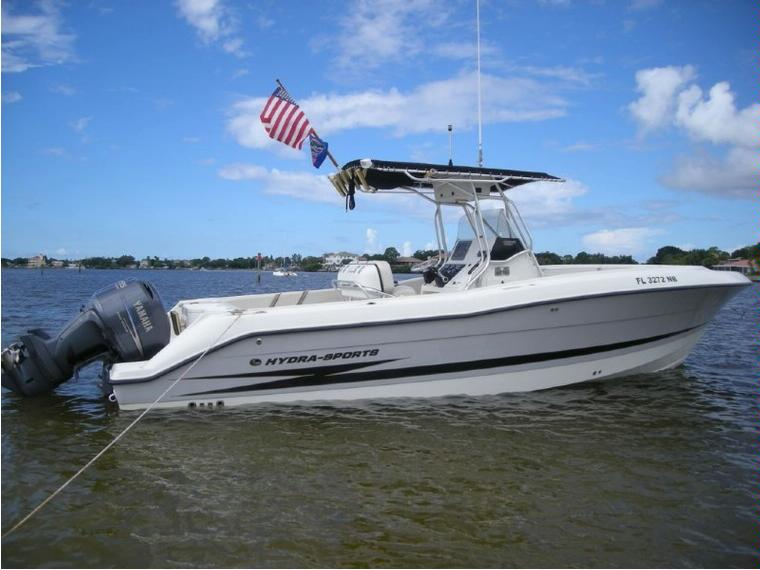 Hydra Sports Vector 2800 Center Console In Florida Power