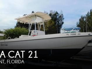 Sea Cat 21 Offshore