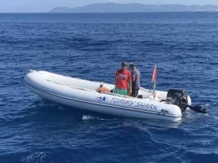 Selva Marine Plein Air Line PA 580 DVC