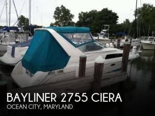 Bayliner Ciera Sunbridge 2755