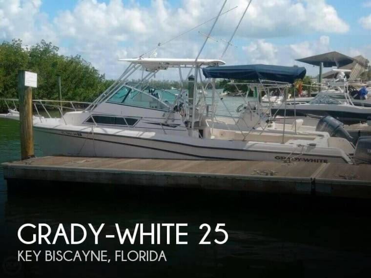 Grady-White 25 Sailfish Sport Bridge in Florida | Day