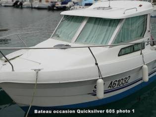 QUICKSILVER 605 Timonier