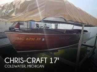 Chris-Craft Sportsman