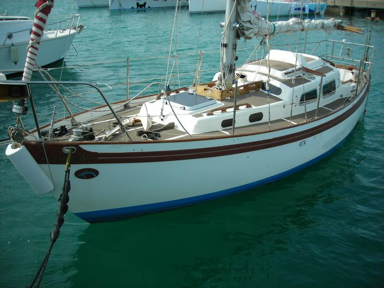 VERTUE II sloop