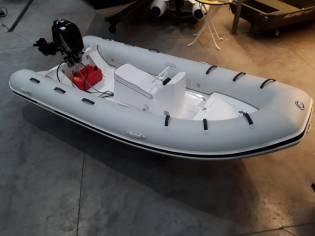 Quicksilver Ocean Runner 420
