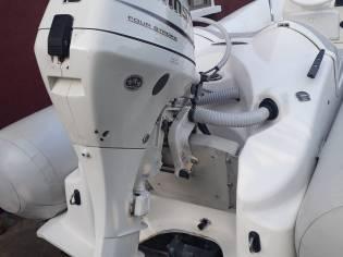 Zodiac Yachtline Deluxe  380 DL