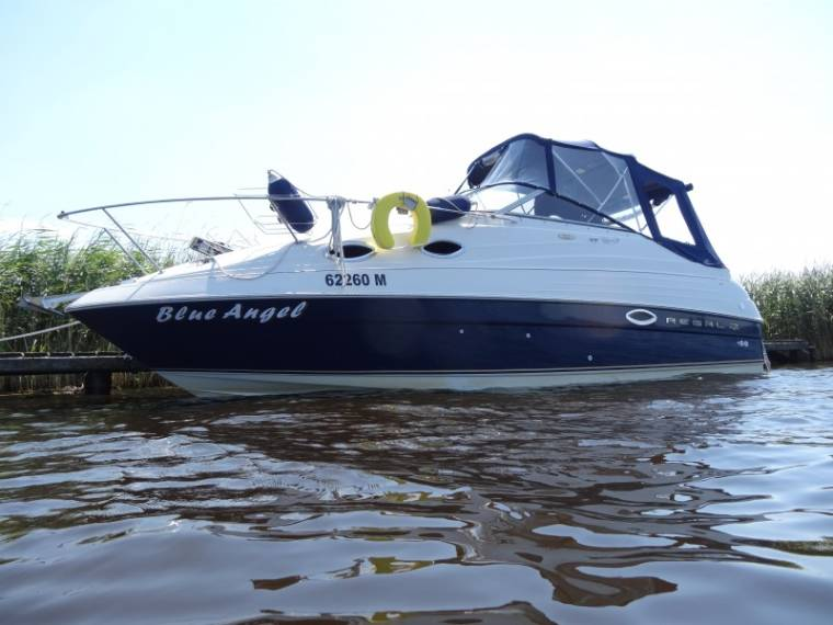 Regal Boats Regal 2460 in Germany | Motor yachts used 31011 - iNautia