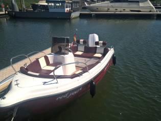 G434 Konsolenboot