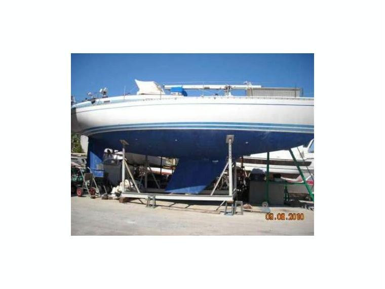 Gecco 39 Sailboat