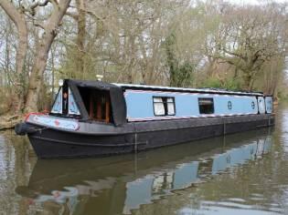 Liverpool Boats 50' Semi Trad
