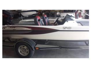 Triton TR-19 Dual Console Bass Boat