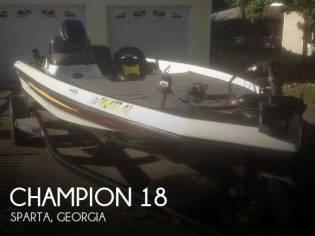 Champion 187CX Anniversary Edition
