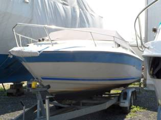 Sea Ray Seville 21 inkl. Straßentrailer (MA)