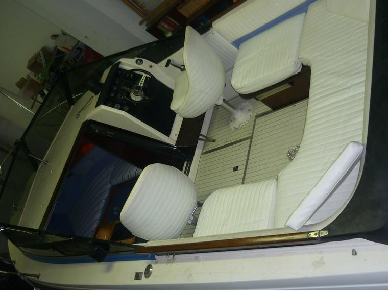 draco 2300 in Puerto Chico   Power boats used 55665 - iNautia