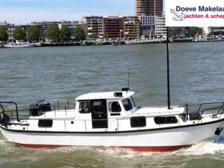 Canoe stern Motoryacht 12.00 GSAK