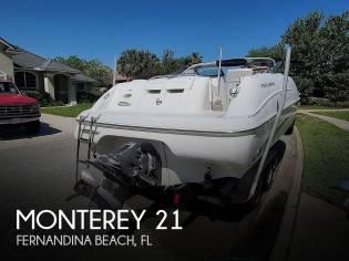 Monterey 220 Explorer Sport