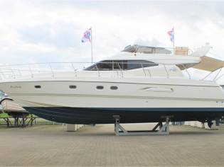 Azimut 43 Fly-bridge
