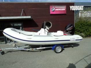 Mercury Ocean Runner 460
