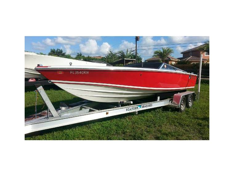 Donzi 22 Classic 1996 Must Sell in Florida | Speedboats used