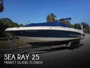 Sea Ray 260 BR