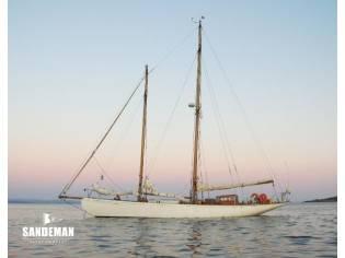 Nicholson Bermudan Staysail Schooner