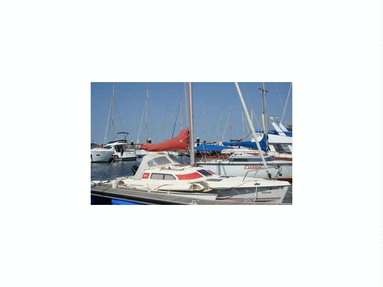 Dragonfly 800 Swing Wing in Murcia   Catamarans sailboat used 54525