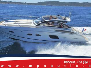 Princess Yachts V39