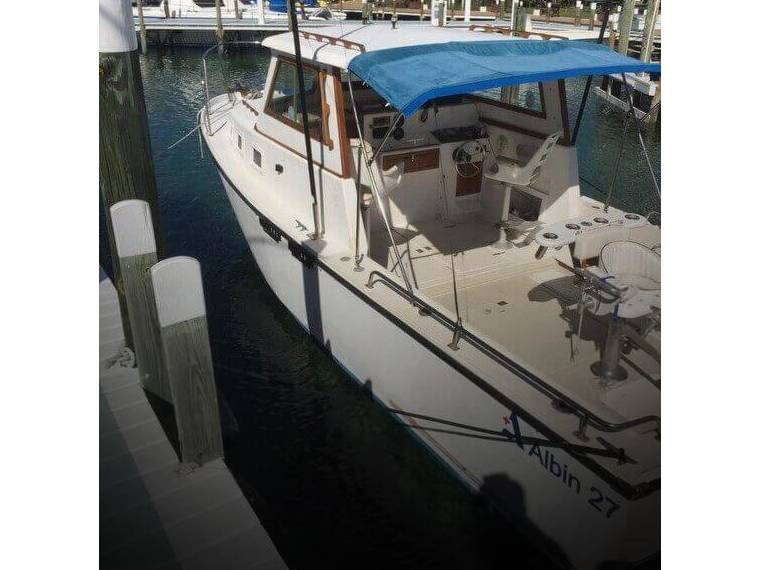 Albin 27 Sport Express in Florida | Day fishing boats used