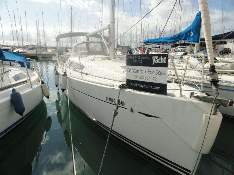 Jeanneau Sun Odyssey 33i Performance In Barcelona Sailing Cruisers