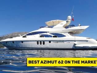 Azimut 62 Fly