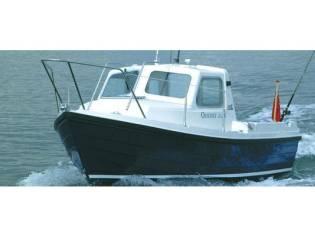 Orkney Boats Pilot House 20