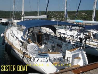 BAVARIA YACHTS BAVARIA 49 in Liguria | Sailing cruisers used