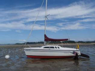 Hunter Legend 23.5 Trailer Sailer