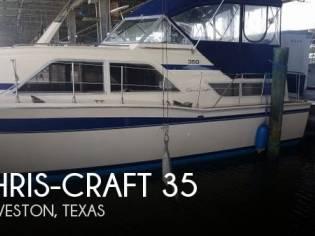 Chris-Craft 350 Catalina