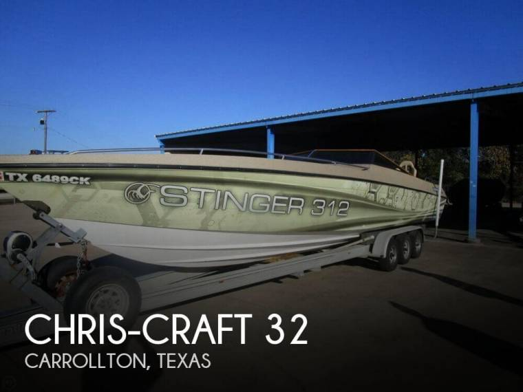 Chris Craft Boats Sale Florida