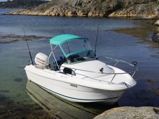 Jeanneau Merry Fisher 480   Bateau de pêche