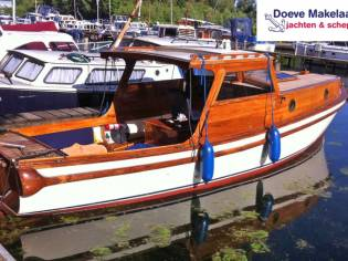 Sloop 8.50 with cabin