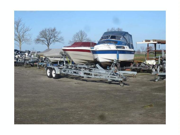 Stalling Trailer 2500 Kg In Drenthe Power Boats Used