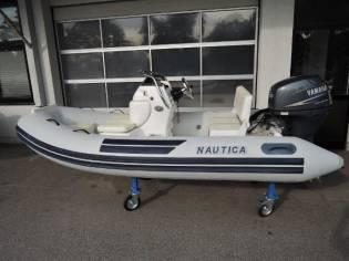 Nautica RIB 11 Deluxe