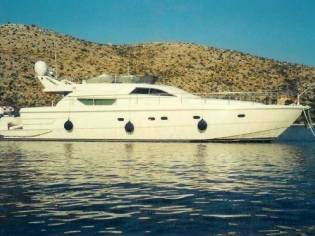 Ferretti Yachts 165 fly