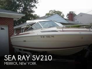 Sea Ray SV210