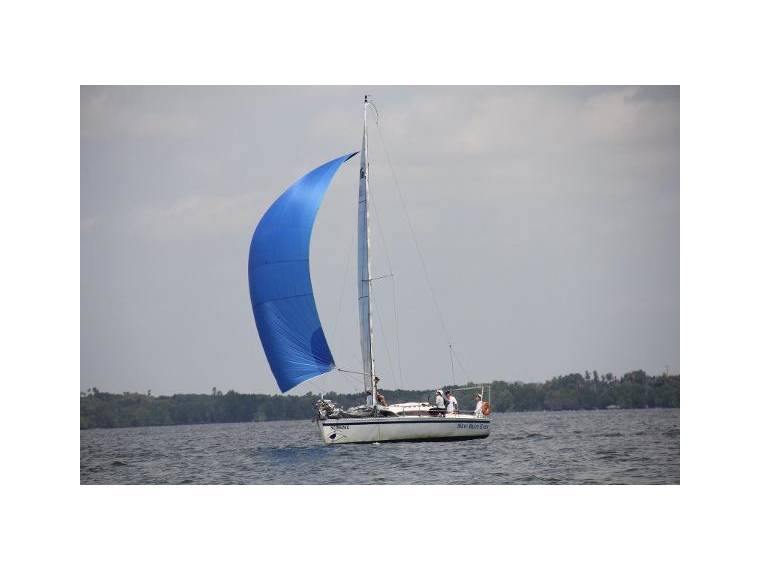 Sailing Boat 8.8m