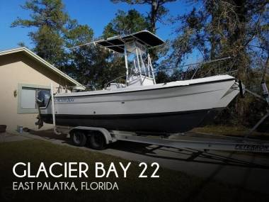 Glacier Bay Boats >> Glacier Bay 22 Cat In Florida Power Catamarans Used 05052