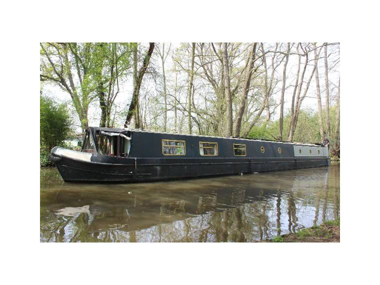 70' Narrowboat
