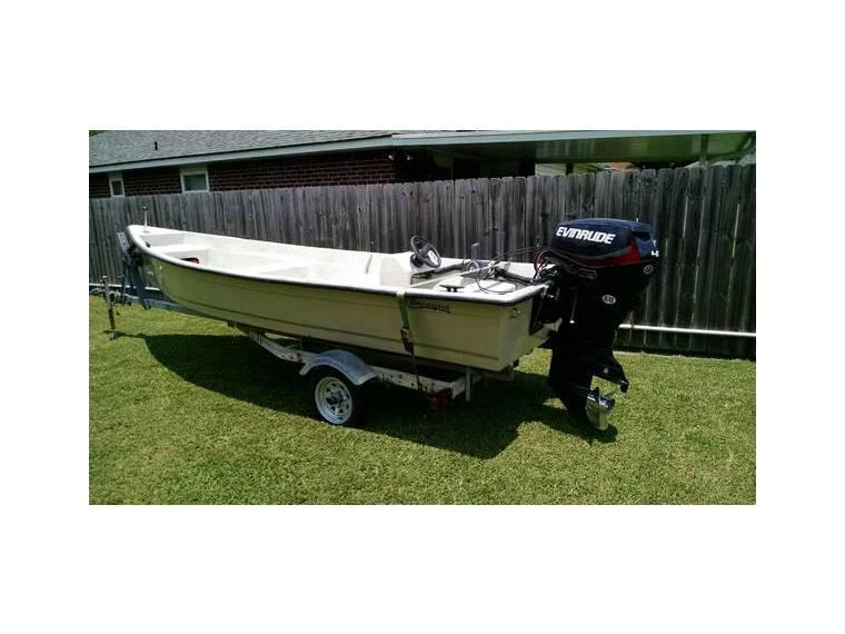 16 Campagna Skiff In United States Power Boats Used 59997 Inautia